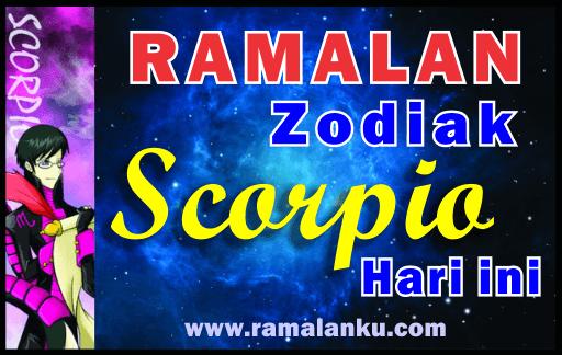 Ramalan Zodiak Scorpio Hari Ini
