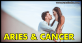Kecocokan Zodiak Aries dan Cancer