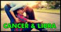 Kecocokan Zodiak Libra dan Cancer