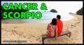 Kecocokan Zodiak Cancer dan Scorpio