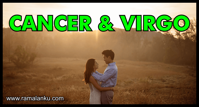 Kecocokan Zodiak Cancer dan Virgo