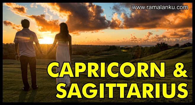 Ramalan Jodoh Capricorn dan Sagittarius