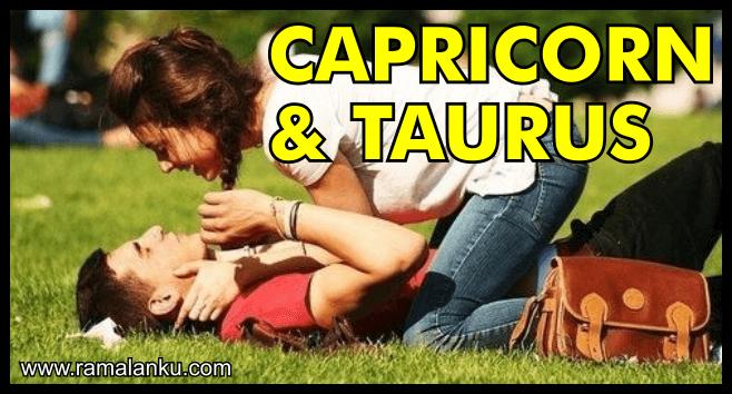 Kecocokan Zodiak Capricorn dan Taurus