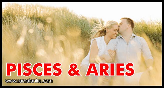 Kecocokan Zodiak Pisces dan Aries