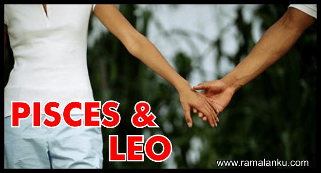 Kecocokan Zodiak Leo dan Pisces