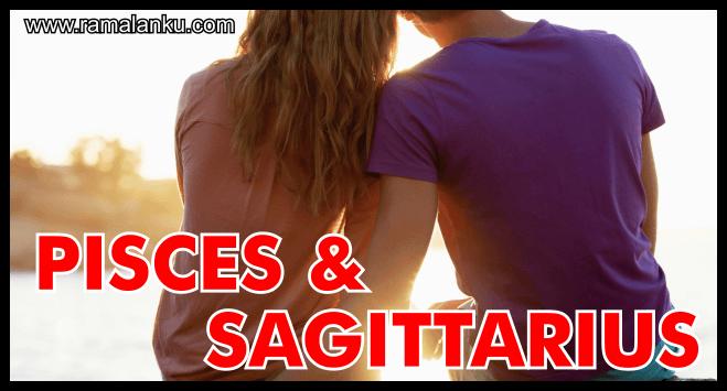 Kecocokan Zodiak Sagittarius dan Pisces