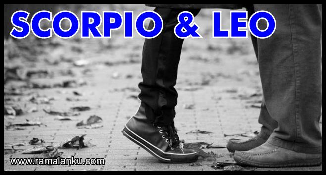 Ramalan Jodoh Scorpio dan Leo