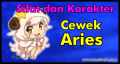 Mengenal Karakter dan Sifat Cewek Aries