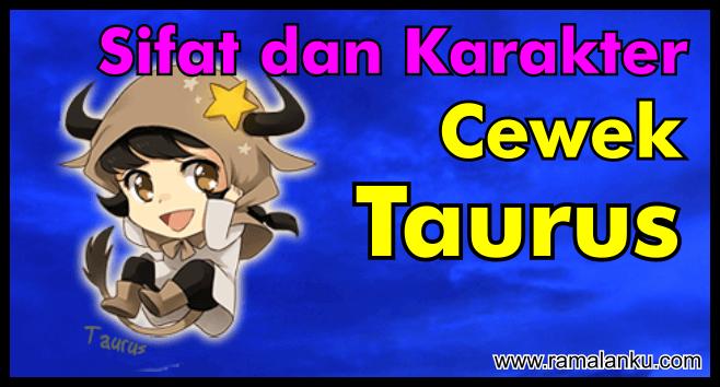 Mengenal Karakter dan Sifat Cewek Taurus