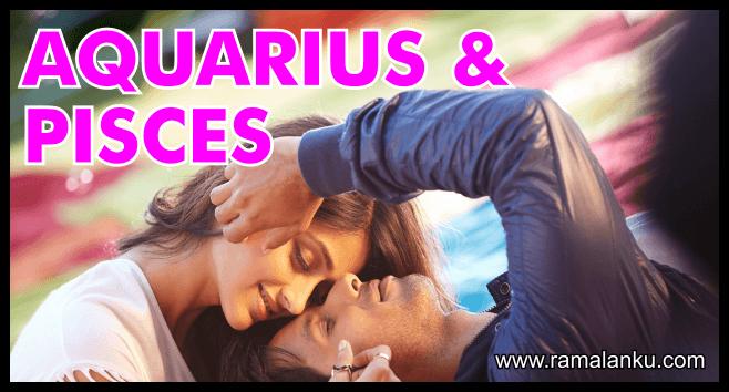 Kecocokan Zodiak Aquarius dan Pisces