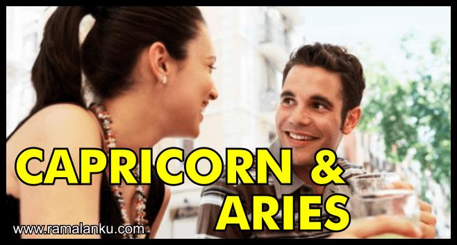 Kecocokan Zodiak Aries dan Capricorn