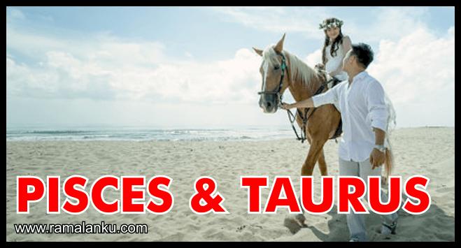 Kecocokan Zodiak Pisces dan Taurus