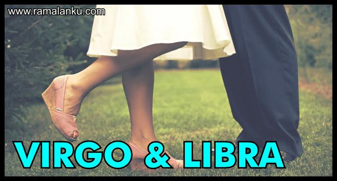 Kecocokan Zodiak Virgo dan Libra